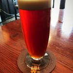 道後麦酒館 - マドンナビール グラス