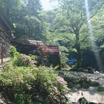 黒淵荘 - 入り口