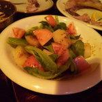 巴里 - ヤーコンのサラダ