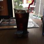 カレーといったら淡路島 - H29.5 アイスコーヒー
