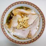 朱華園 - 叉焼麺