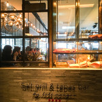 Salt grill & tapas bar - お店の外観