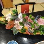 海鮮民宿ことぶき荘 - 料理写真: