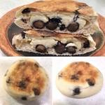 67135902 - 丹波の黒豆とクリームチーズ 150円(税込)