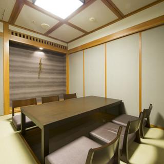 ◆落ち着いた個室◆