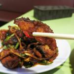 タイコウ - カリカリに揚げたナマズが美味しい