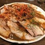 Chai - 料理写真:「肉肉肉カレー」1,000円+「辛肉爆弾L」150円