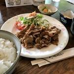 イマジン - 生姜焼き定食!
