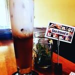 Cafe Sea Friend Jr. - ドリンク写真:アイスロイヤルミルクティー