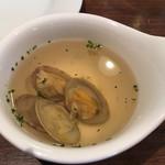からだと心にやさしいレストラン ナチュラルグレース - ランチスープ