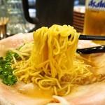 67139941 - 中華そば しょうゆ味 肉大盛(麺)