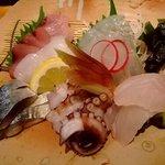 大阪産(もん)料理 空 - 空は漁師さんと一緒に仕事をしているので魚が自慢!