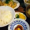 あけぼの - 料理写真:A定食(肉天)