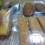 アグレアーブル - 焼き菓子を4種類
