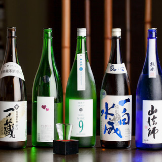 【利酒師店主厳選】全国47都道府県の日本酒が飲める店