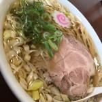 麺屋 菜々兵衛 - しょうゆ