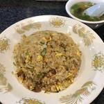 中国料理大幸 - 料理写真:炒飯に