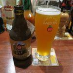 ばぁる・ひらら - ベアレンライ麦ビール