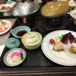 洞爺湖温泉観光ホテル - 料理写真: