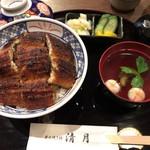 67151261 - 特上鰻丼 3400円
