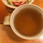 サイゼリヤ - ランチスープ☆★★☆