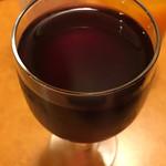 サイゼリヤ - 赤ワイン呑んじゃっても安い( ´∀`)思ったより美味しいし