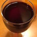 サイゼリヤ - 赤ワイン呑んじゃっても安い( ´∀`)