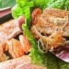 チョンサチョロン - 料理写真:サムギョプサル「豚肉」