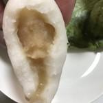 ふくろや - 【2017.5.11】柏餅みそあん¥138
