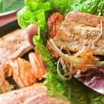 チョンサチョロン - サムギョプサル「豚肉」