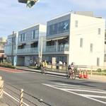 bills 七里ガ浜 - 開店 20分前の行列