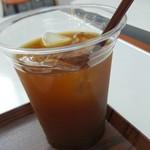 和味茶屋 こめまる - ほうじ茶