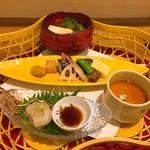 67156657 - 3回目。この後野菜の天ぷらがありましたが、写真を撮り損ねました。