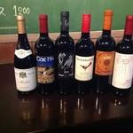 taverna ichi - 赤ワイン (仕入れにより変わります)