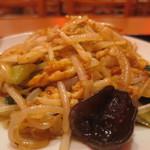 67156994 - 野菜と玉子炒めアップ