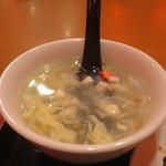 67156999 - かき玉スープアップ