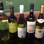 taverna ichi - 白ワイン (仕入れにより変わります)