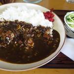定食屋菜 - 料理写真:カレー420円