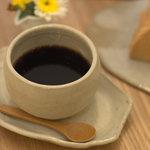 つむじカフェ - 特製自家焙煎珈琲