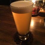 THE GRIFFON 渋谷店 - ひでじビール マンゴーラガー@900円