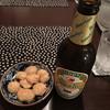 うぺぽ - 料理写真:ビールとつまみ