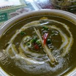 アジア料理・インドカレー ハヌマン - 色がいいですね(笑)