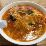 天龍坊 - 酸辣湯麺(780円)