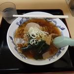 梅もと - らーめん320円(タイムサービス価格)