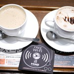 上島珈琲店 - Wi-Fi利用可能