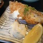 季節料理 大路 - 白身魚フライ