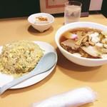 中華飯店 福寿 - 料理写真:今回の黄金コンビ