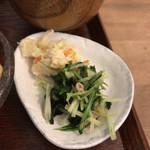 PUBLIC KITCHEN cafe - 薄めの味付け
