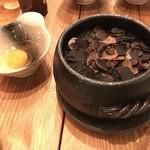 67167038 - トリュフ土鍋飯は一押しです。