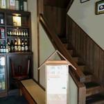 67167312 - 2階への階段